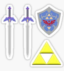 Protector of Hyrule Sticker Pack Sticker