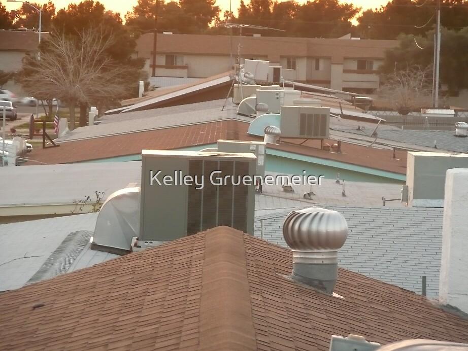 Jumping the House Tops by Kelley Gruenemeier