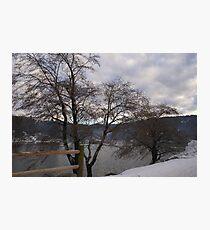 lake gregory Photographic Print