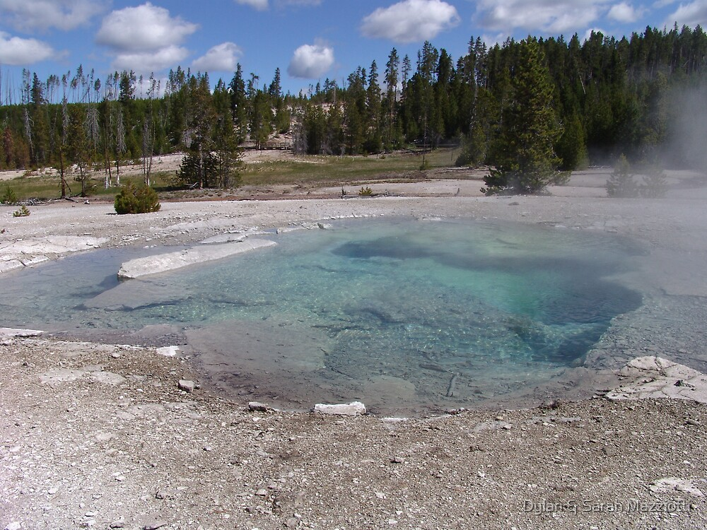 YELLOWSTONE 007 by Dylan & Sarah Mazziotti