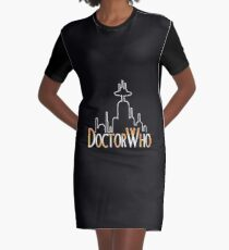 doctor Graphic T-Shirt Dress