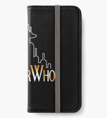 doctor iPhone Wallet/Case/Skin