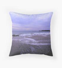 laguna beach Throw Pillow