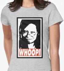 WHOOPI Tailliertes T-Shirt für Frauen
