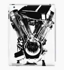 Motorcycle engine iPad Case/Skin