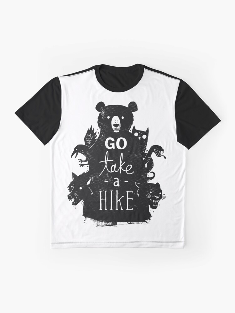 Alternate view of Go Take A Hike Graphic T-Shirt