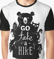 Go Take A Hike Graphic T-Shirt