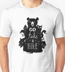 Go Take A Hike Unisex T-Shirt