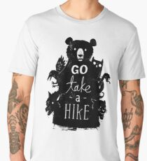 Go Take A Hike Men's Premium T-Shirt