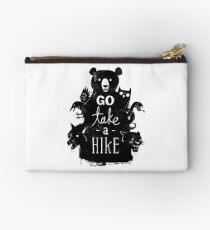 Go Take A Hike Studio Pouch