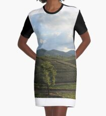 The Pineapple Farm Graphic T-Shirt Dress