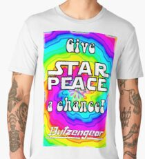 Give Star Peace A Chance! Men's Premium T-Shirt