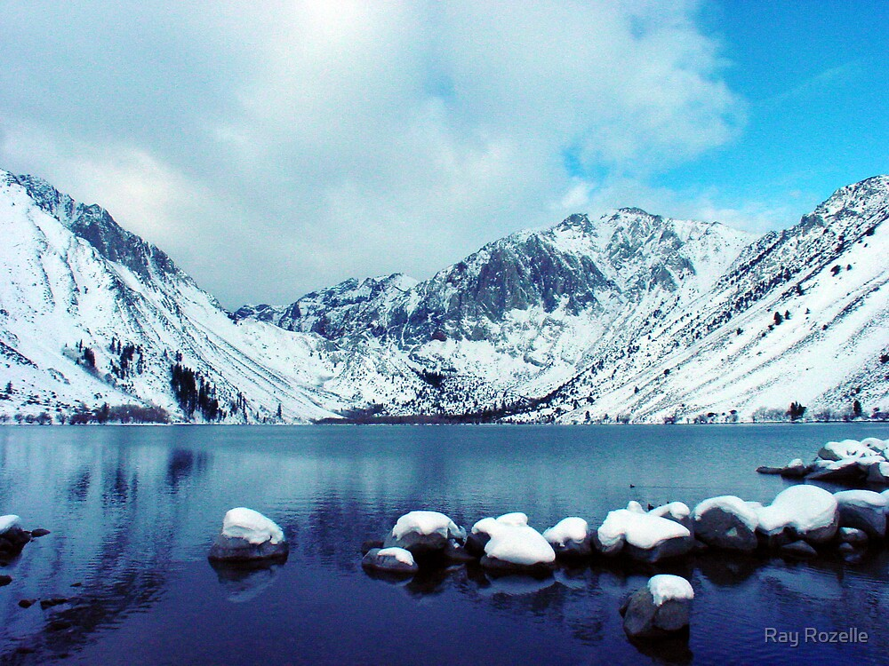 Convict Lake  by Ray Rozelle