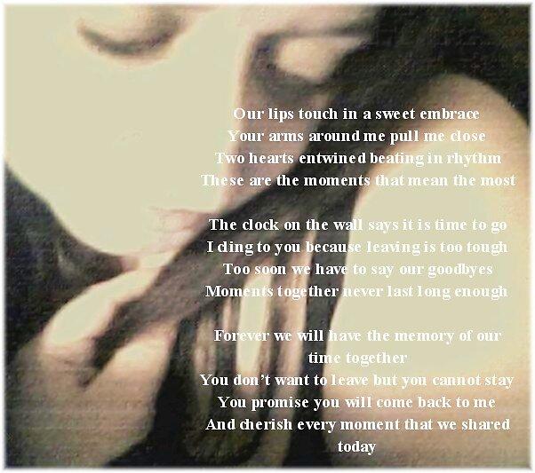 Cherish Every Moment by Judi Taylor