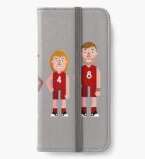 basketball Team iPhone Wallet/Case/Skin