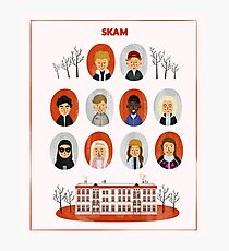 SKAM Kids Photographic Print