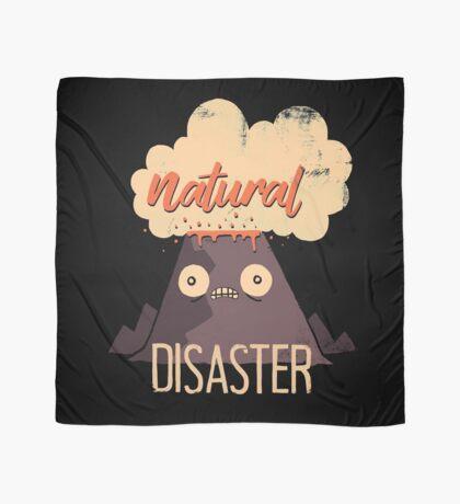 Natural Disaster Scarf