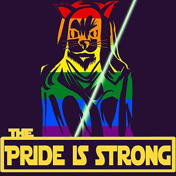 The Pride Is Strong (With Us All) by mannart