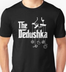The Dedushka! Russian Grandfather Unisex T-Shirt