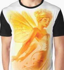 Blonde Fairy Graphic T-Shirt