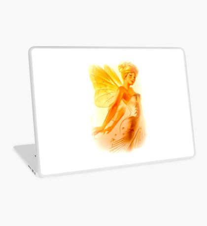 Blonde Fairy Laptop Skin