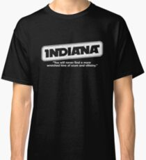 Star Wars Indiana Wretched Hive Parody Classic T-Shirt