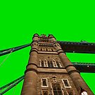 Tower Bridge - Green by Lea Valley Photographic