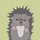 Hedgehog by KortoGott