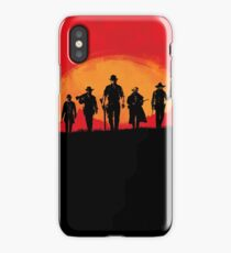 Red Style Dead 2 iPhone Case/Skin