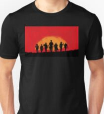 Red Style Dead 2 Unisex T-Shirt