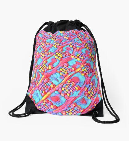 The Candy Shop Drawstring Bag