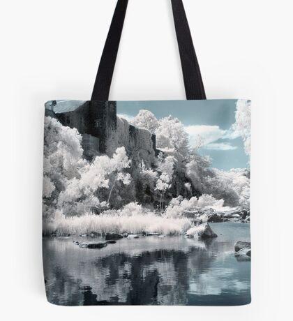 Does Dracula believe in Santa Claus? Tote Bag