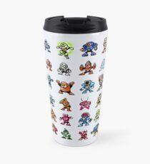 MegaMan 1to6 Robot Masters Travel Mug
