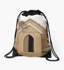 St Thomas's, Nevertire, NSW Drawstring Bag