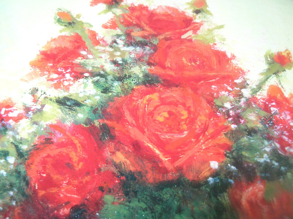 Roses by Bouzov