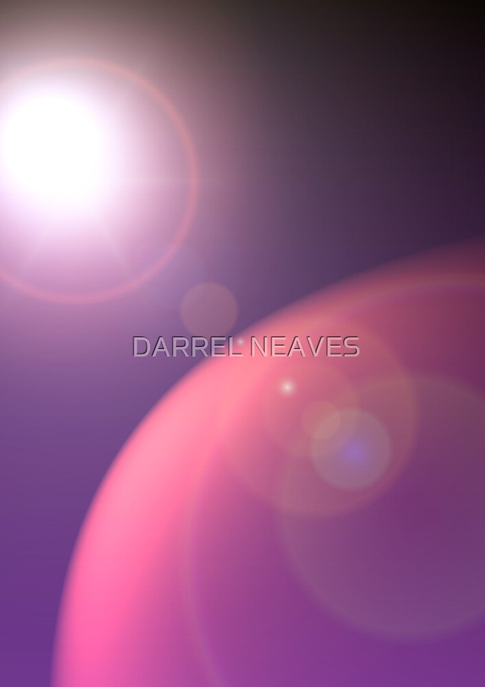 planet by DARREL NEAVES