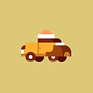 «Trucker Sam» de Raúl Gil