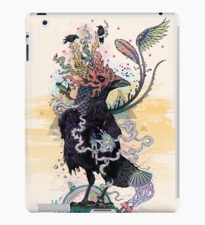 You Are Free To Fly iPad Case/Skin