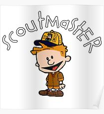 Scoutmaster logo! Poster
