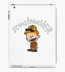 Scoutmaster logo! iPad Case/Skin