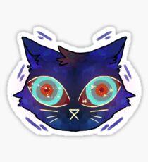 Nightmare Eyes Sticker