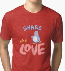 Share the Love Tri-blend T-Shirt