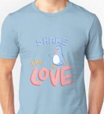 Share the Love Unisex T-Shirt