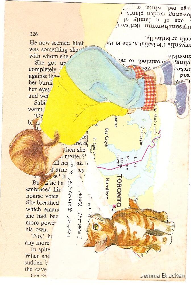 Without a word by Jemma Bracken