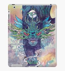 Spectral Cat iPad Case/Skin