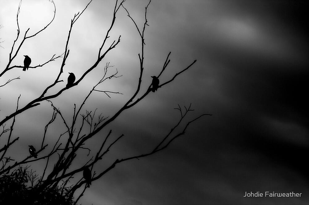 Blue Skies by Johdie Fairweather