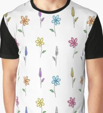 Fresh flowers Graphic T-Shirt