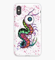 Peepy Crawly iPhone Case/Skin