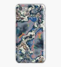 Oil Spills/Yellow Stone/Weather Forecast Screen iPhone Case/Skin