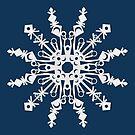 Winter Flake V by thedustyphoenix